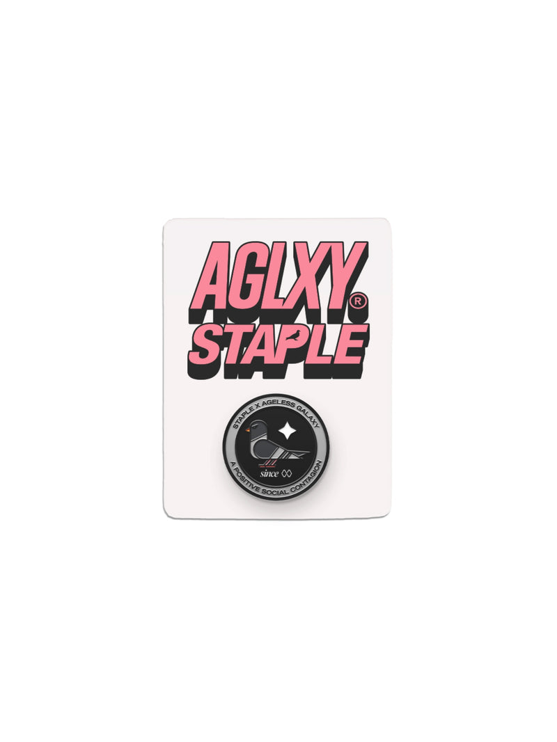 AGLXY Contemporary Pigeon Pin