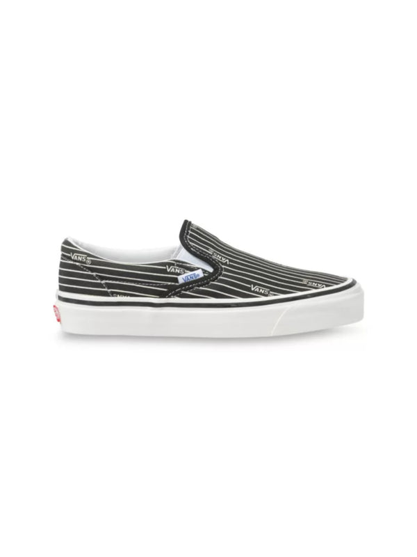 Vans Anaheim Factory Classic Slip-On 98 DX Og Stripes/Og Black