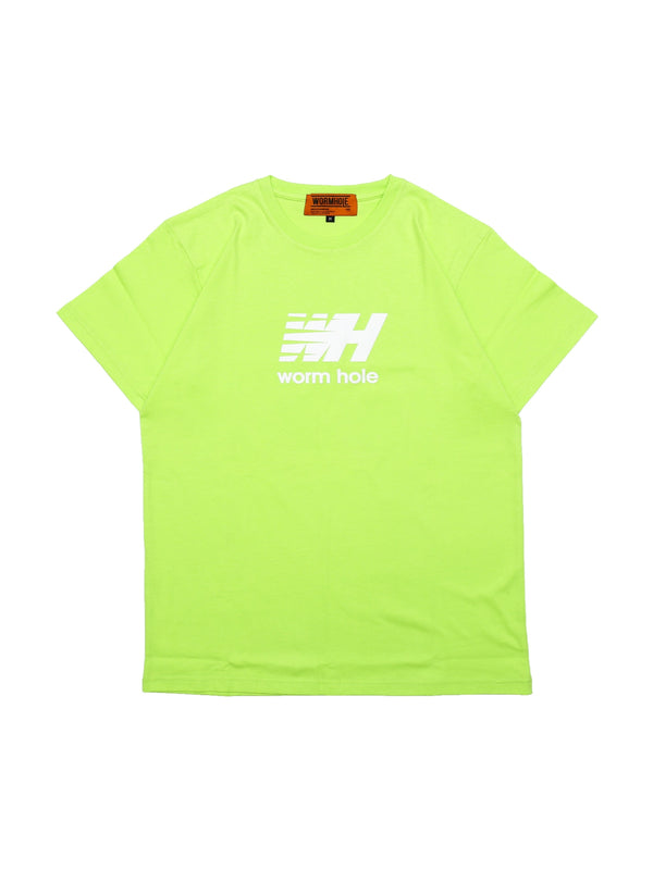 Wormhole Forty Two Tee Neon Yellow