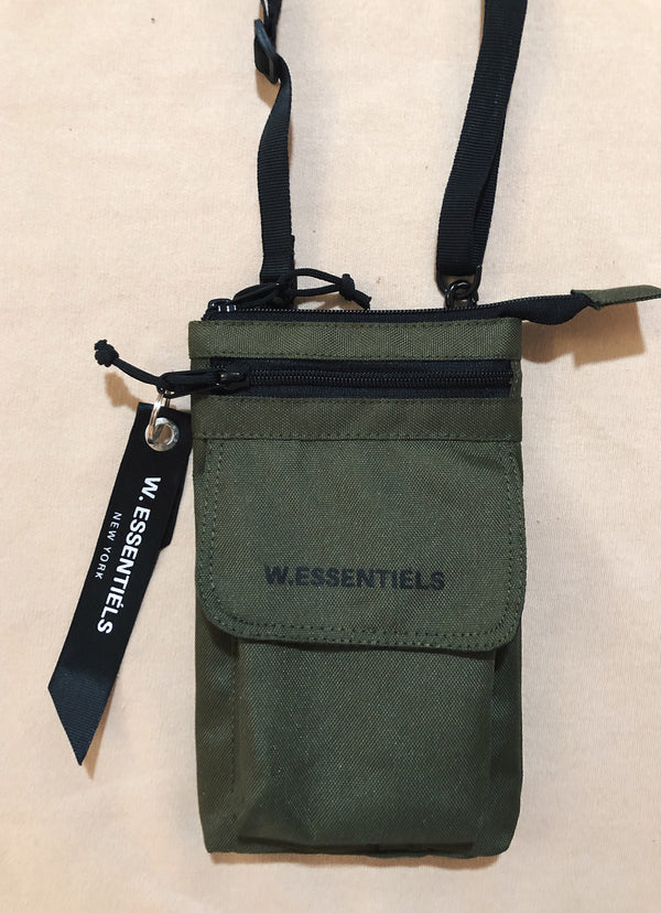 Verdun Shoulder Bag Olive Green