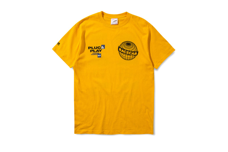 Racecar Champion Kit Gold Tee