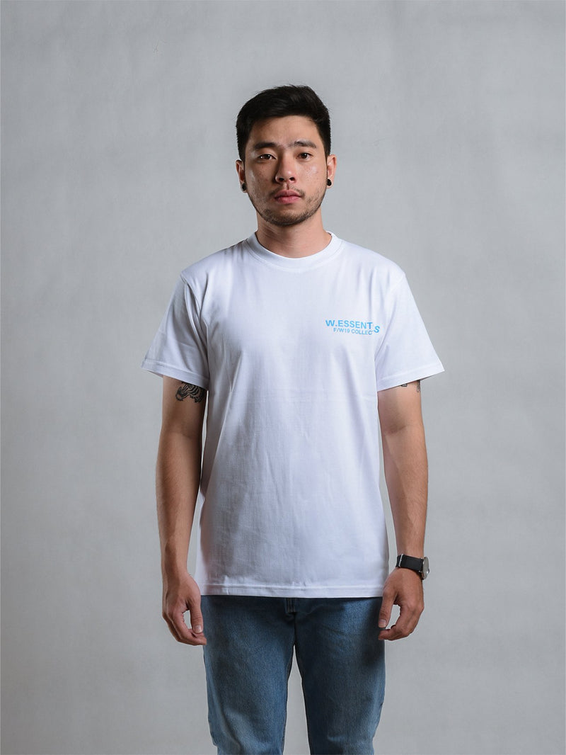 Came With Flag Tee White JSD Online Exclusive