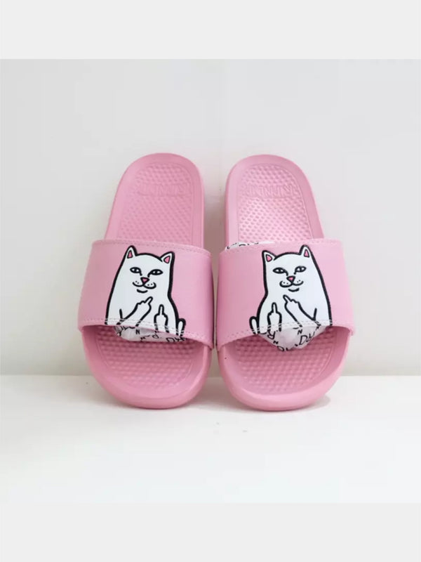 Lord Nermal Slides Pink