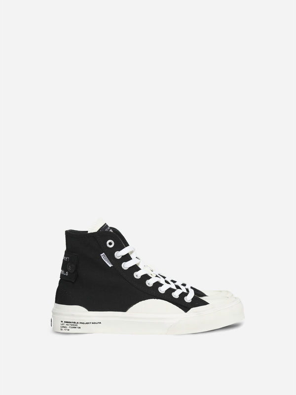 Poison Street x W.ESSENTIELS Nolita High Noir black/Blanc