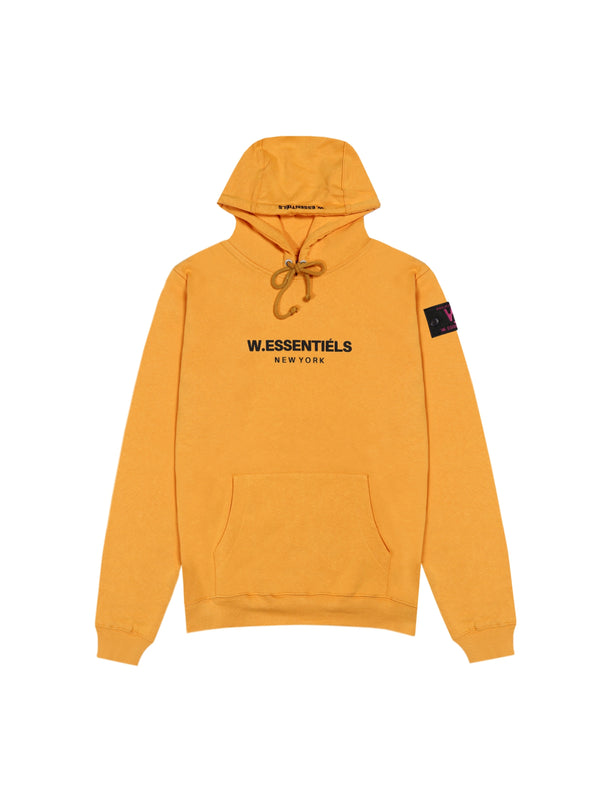 Régiment Type 001 Oversize Hoodie 375 gsm Amber Orange