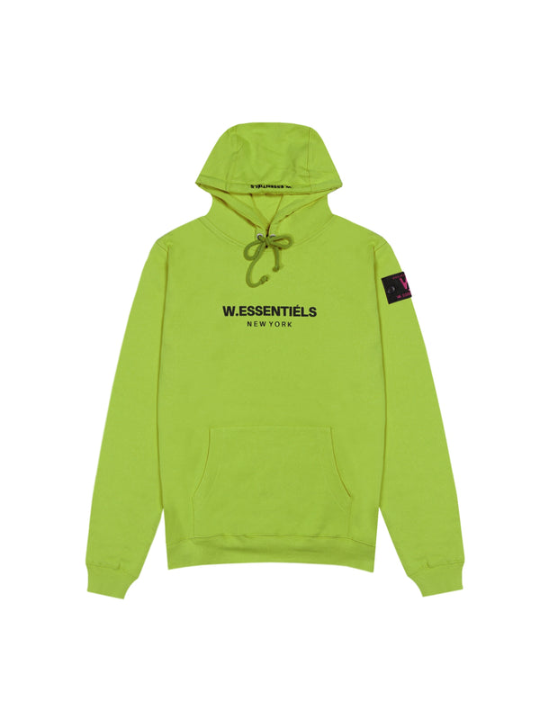Régiment Type 001 Oversize Hoodie 375 gsm Lime
