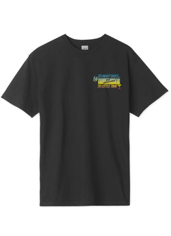 SO MANY BARS T-SHIRT BLACK