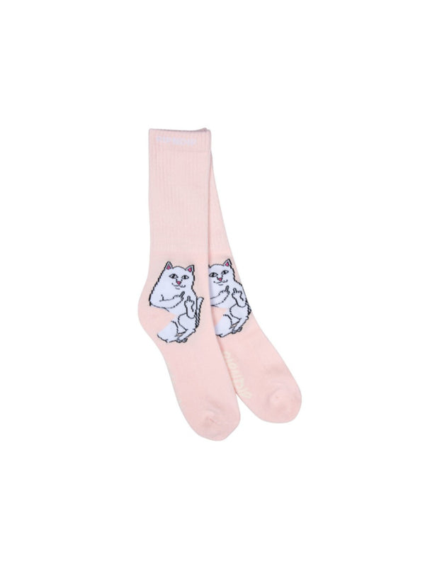Lord Nermal Socks Pink