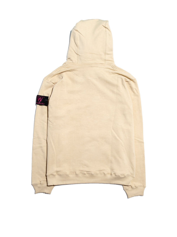 REGIMENT TYPE 002 ROUYER OVERSIZE HOODIE 375 GSM ECUMEISTER® TAN