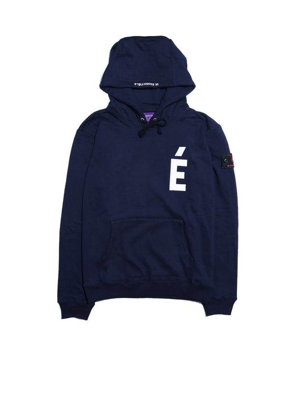 REGIMENT TYPE 002 ROUYER OVERSIZE HOODIE 375 GSM ECUMEISTER®MIDNIGHT NAVY