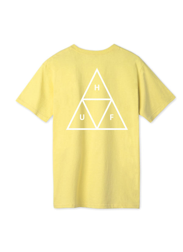 Triple Triangle Tee Yellow