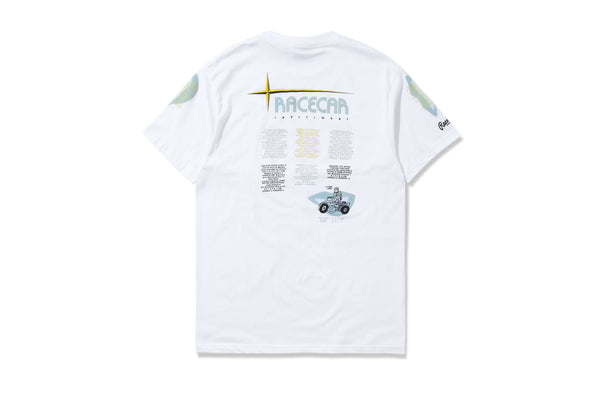 Racecar Champion Tee White