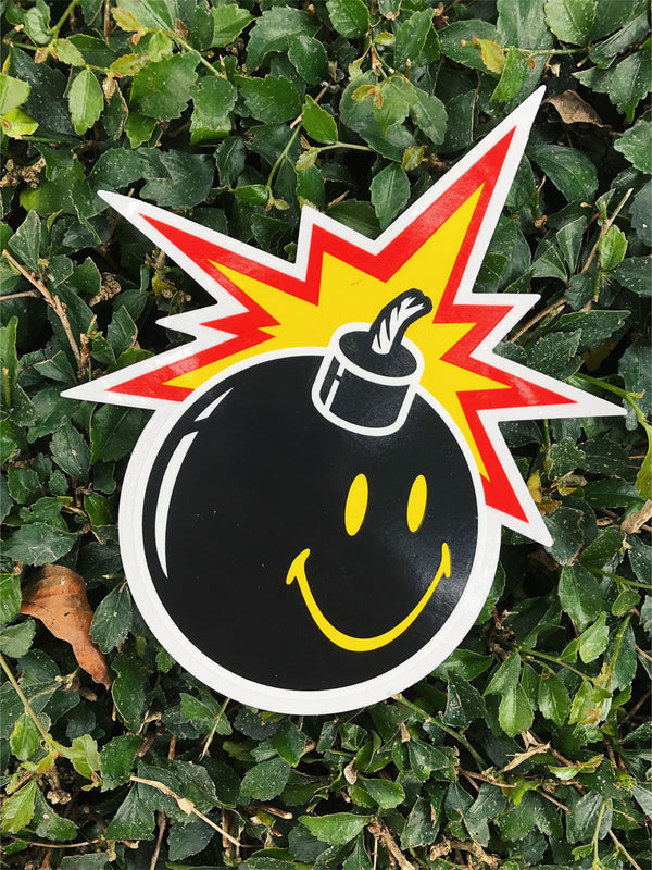 Smiley Adam Sticker