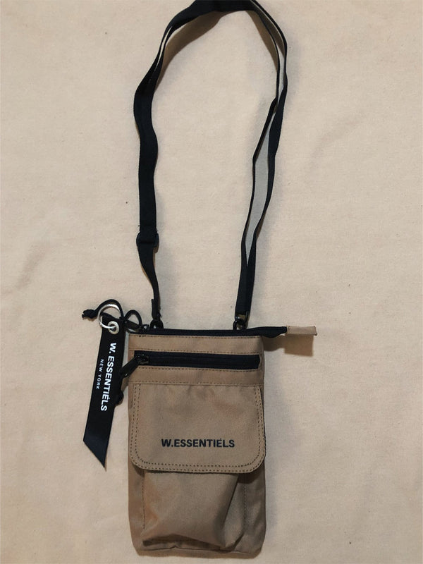 Verdun Shoulder Bag Khaki