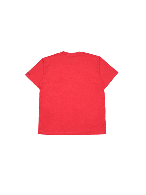 W.ESSENTIÉLS x NEVER TOO OLD Patrick Boxy Cut T-shirt Salmon