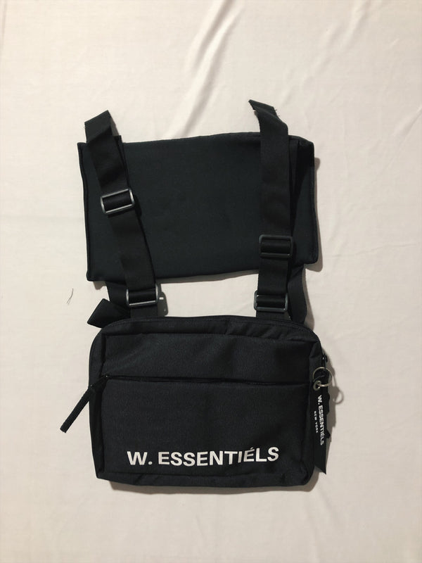 Project Viola Rochefort Technical Chest Rig w/pocket black