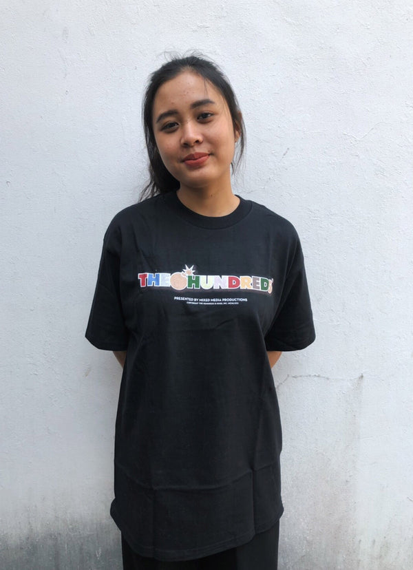 The Hundreds Toon Bar T-Shirt Black