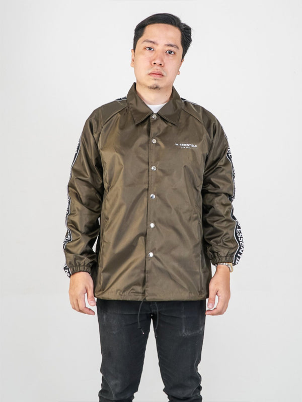 Delibes Windbreaker Olive