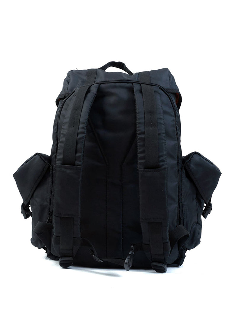 W.ESSENTIELS x ROVER S-xx12 Backpack Noir Black