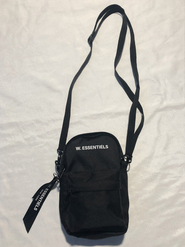 Rethel Mini Backpack Slingbag Noir Black