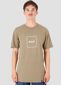 Essentials Box Logo Dried Herb Tee