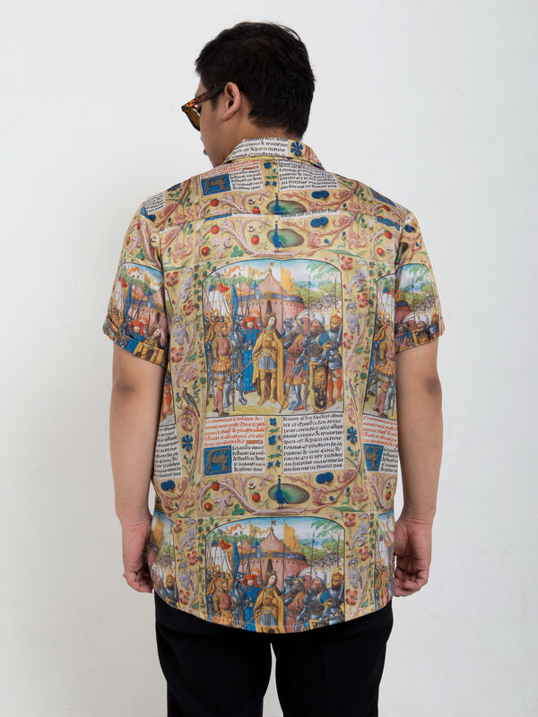 De Cotte Full Print Shirt