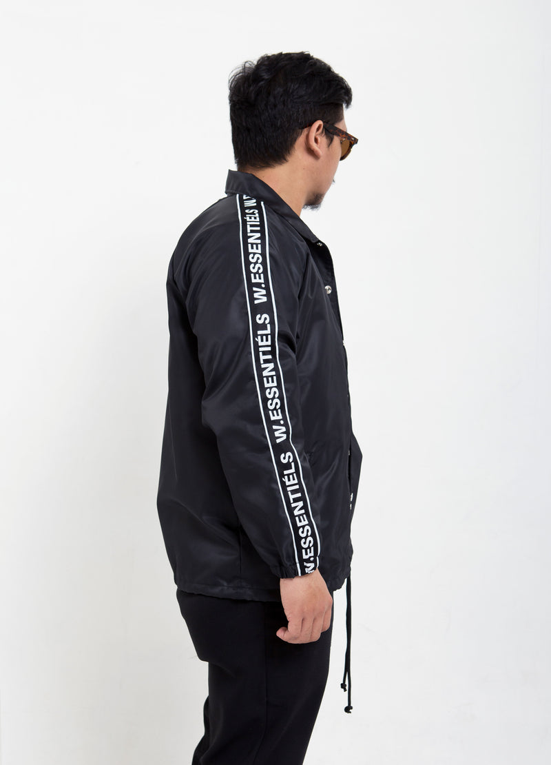 Delibes Windbreaker Noir Black