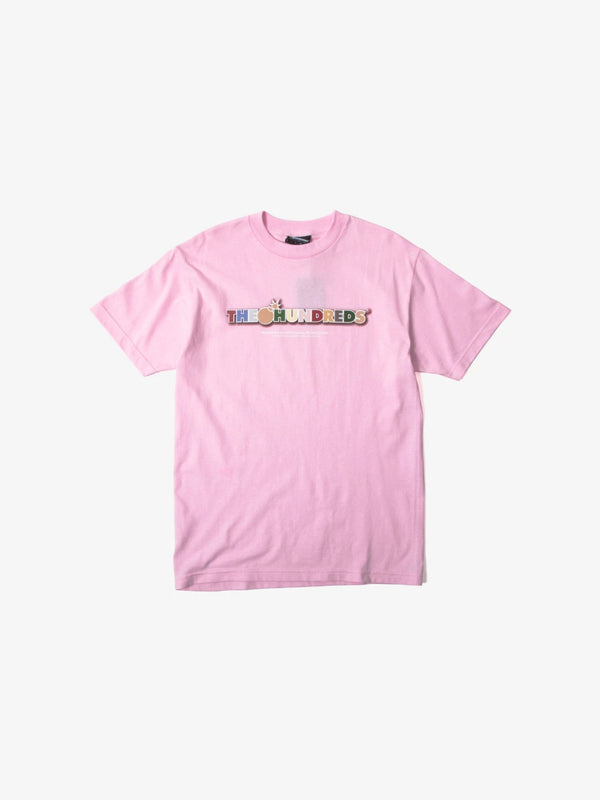 Toon Bar T-Shirt Pink