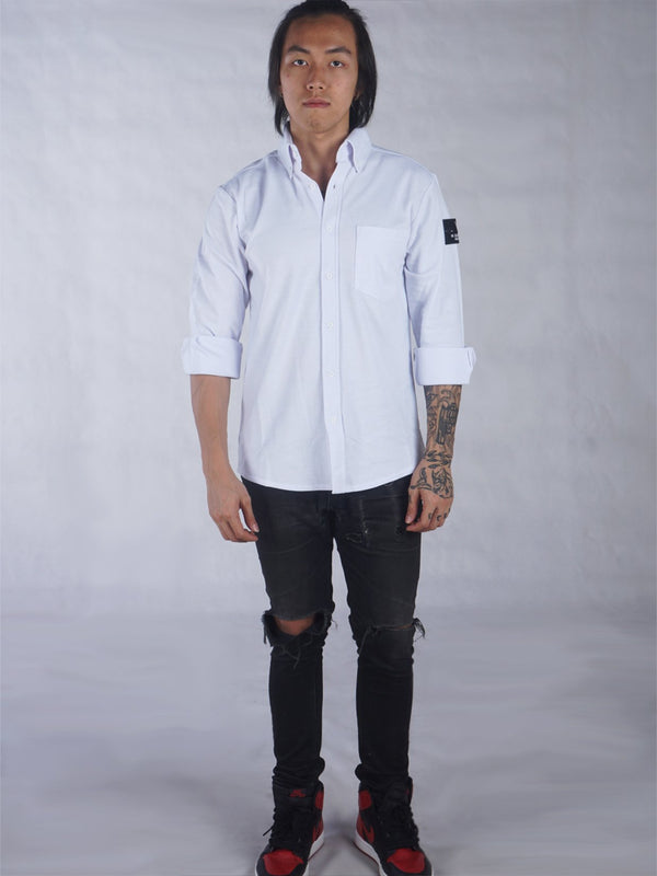 Le Courtin Shirt White Blanc