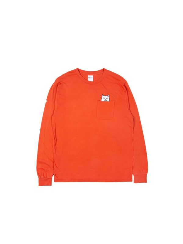 Lord Nermal Pocket L/S (Texas Orange)