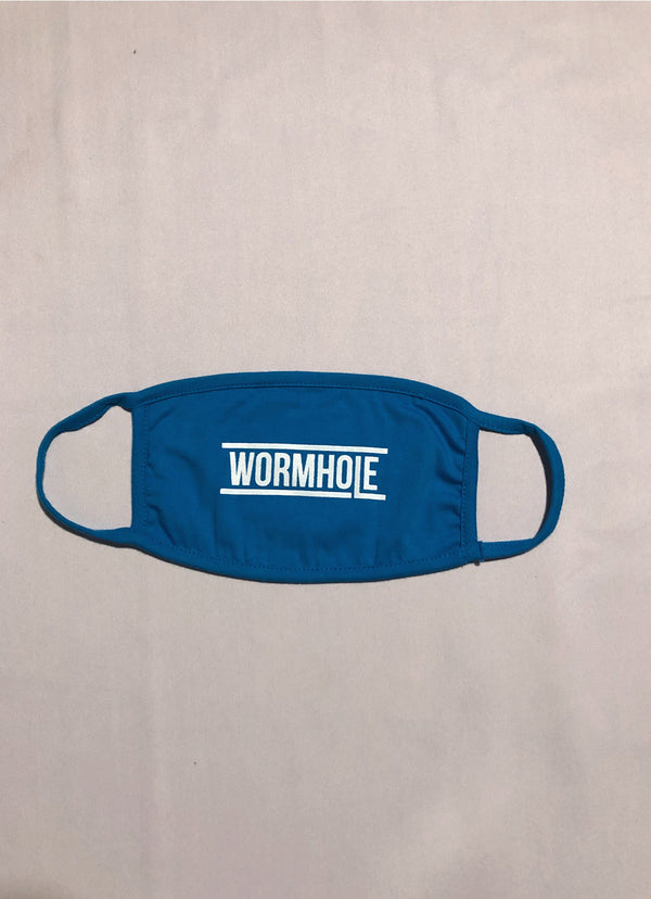 WORMHOLE Logo Mask North Carolina