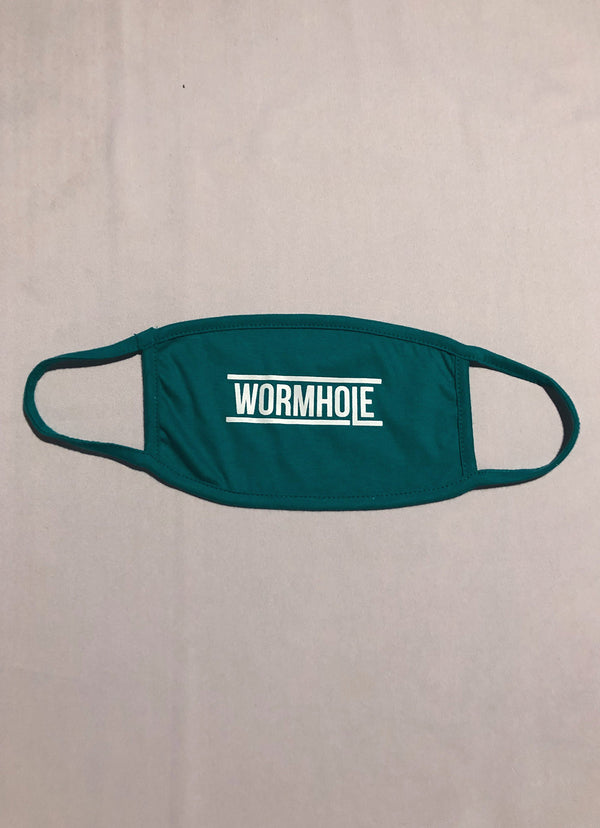 WORMHOLE Logo Mask Tiffany