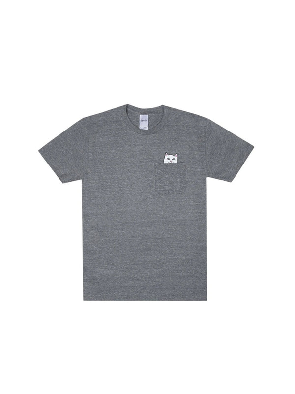 Lord Nermal Pocket Tee Heather Grey