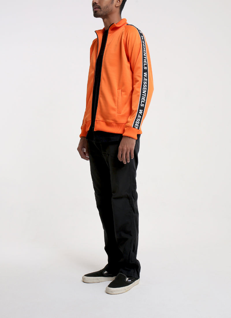 Florent Tracktop Jacket Orange