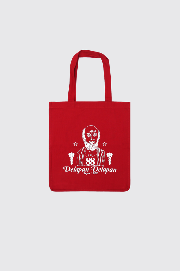 Salep88 Merch Totebag Red