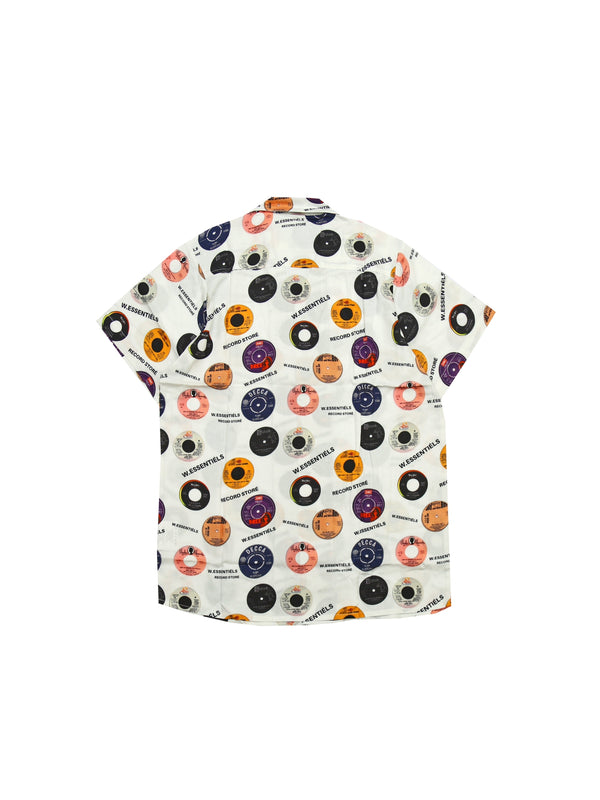 W.ESSENTIELS Internazionale Scope Full Print Shirt Multi