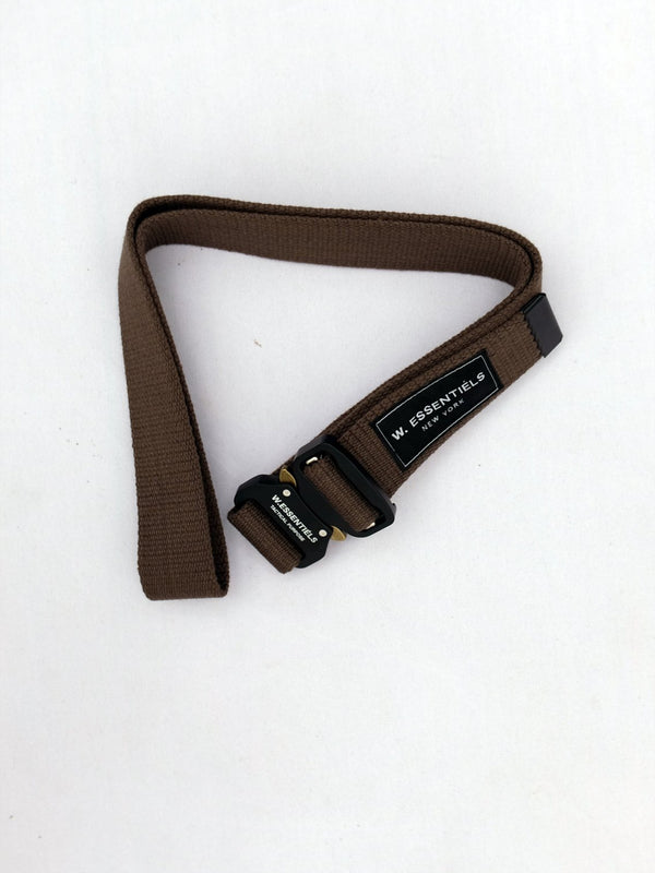 W.ESSENTIELS LYS Exupery Aviation Belt Military Green
