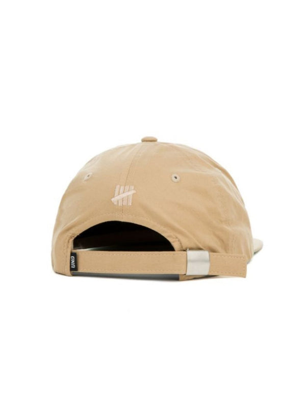 Undefeated Tank Strapback Cap Tan