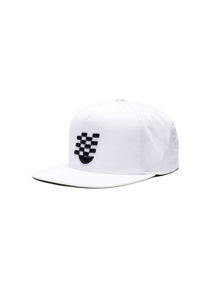 Undefeated Illusion Cap White