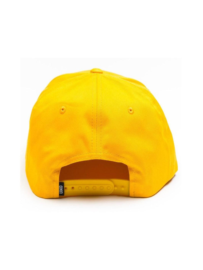 Undefeated 5 strike Cap Yellow