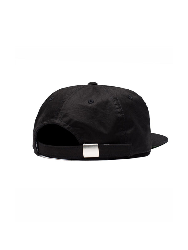 Undefeated Tank Strapback Cap Black