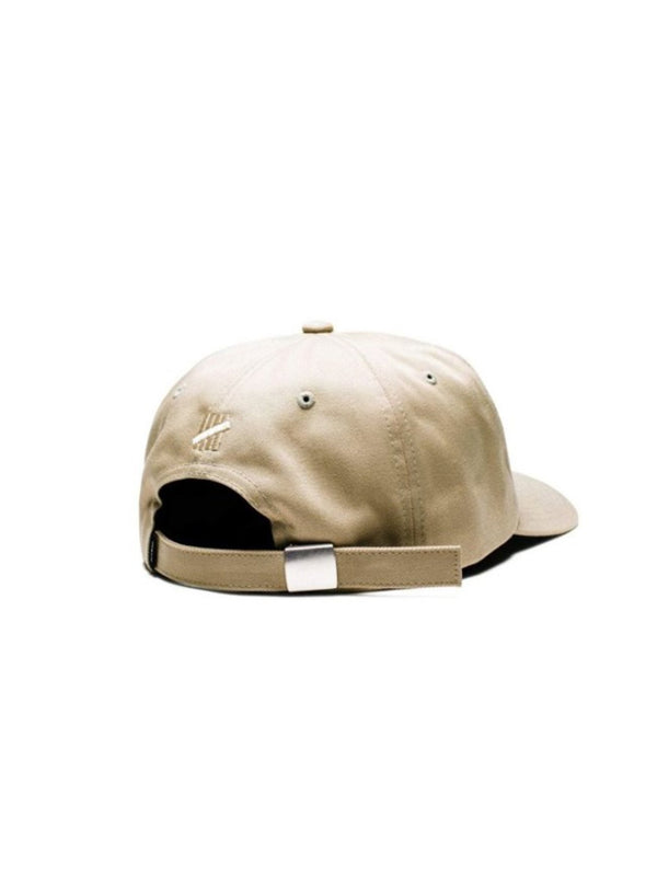 Undefeated Escobar Strapback Cap Oak