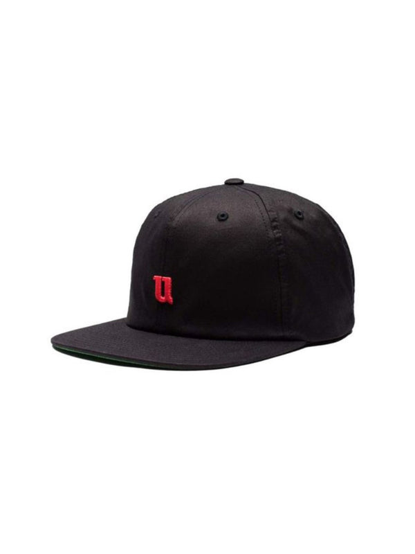 Undefeated Son Strapback Cap Black