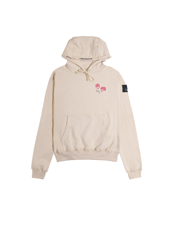W.ESSENTIELS Franclet Hoodie + Sweat Sets Tan