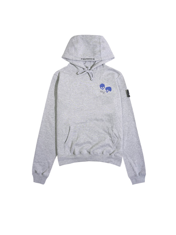 W.ESSENTIELS Franclet Hoodie + Sweat Sets Heather Grey