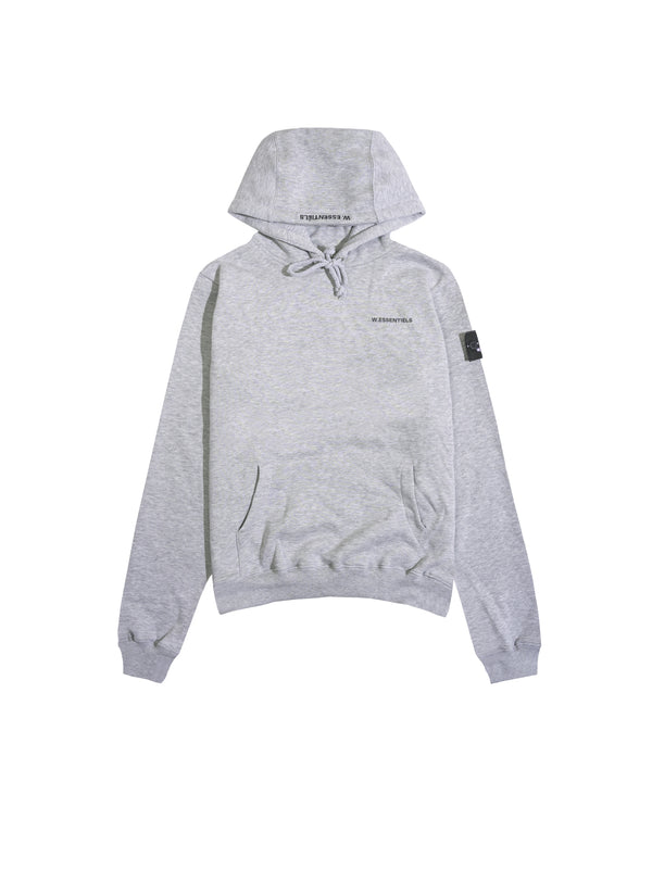 W.ESSENTIELS Honnete Oversize Hoodie Heather Grey