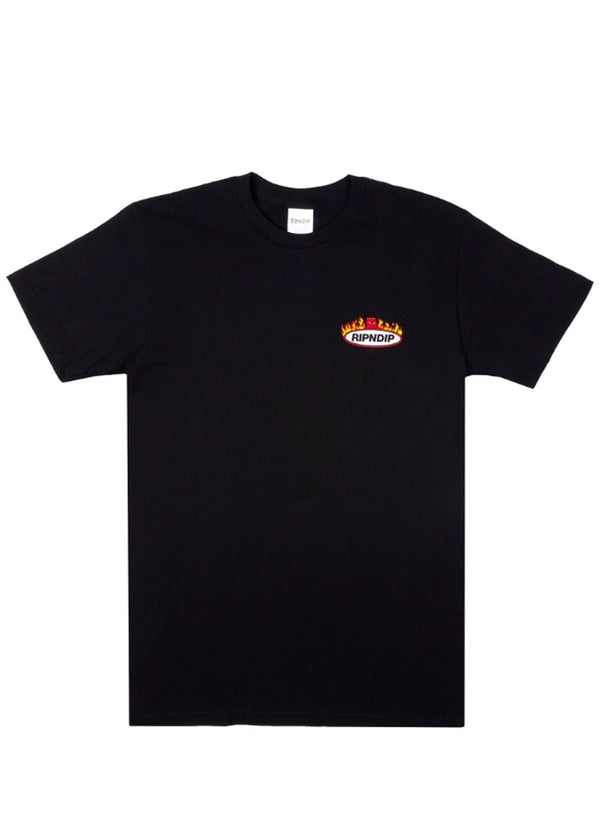 Welcome To Heck Tee (Black)