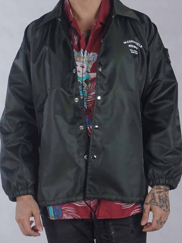 Belcastel Windbreaker Jacket Forest Green