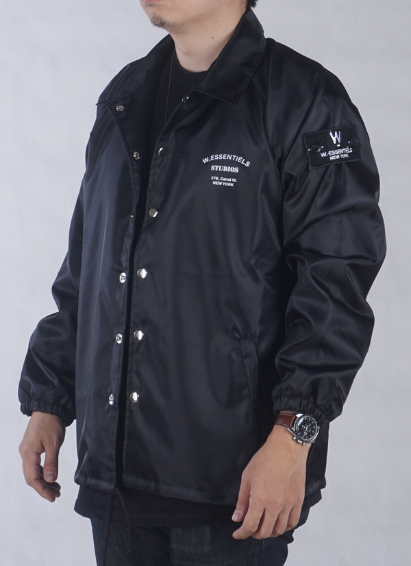 Belcastel Windbreaker Jacket Noir Black