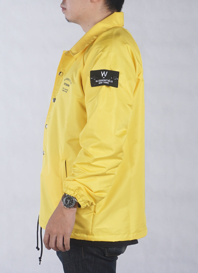 Belcastel Windbreaker Jacket Yellow